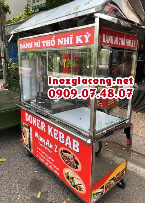 Giá Xe Bánh Mì Thổ Nhĩ Kỳ Bao Nhiêu ???