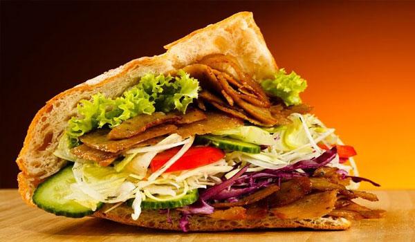 Bánh mì thổ nhĩ kỳ hay còn gọi là bánh mì tam giác