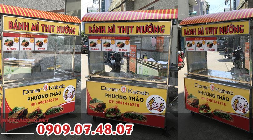 Thanh lý xe bánh mì Thổ Nhĩ Kỳ giá rẻ chất lượng nhất hiện nay