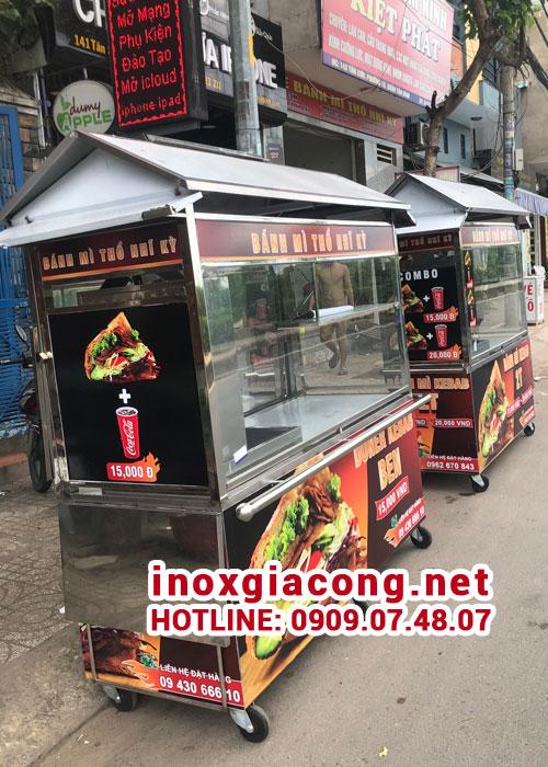 Mua xe Doner kebab giá rẻ