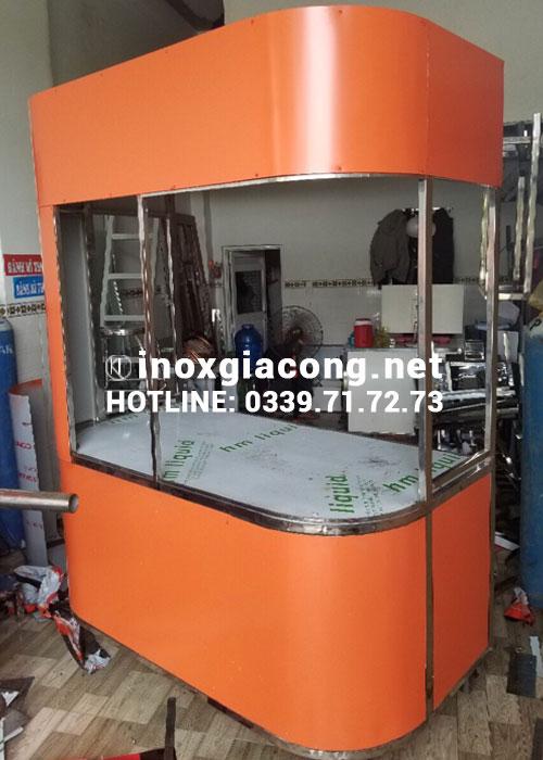 Mua xe bánh mì Thổ Nhĩ Kỳ tại TP HCM | Inox Kiệt Phát