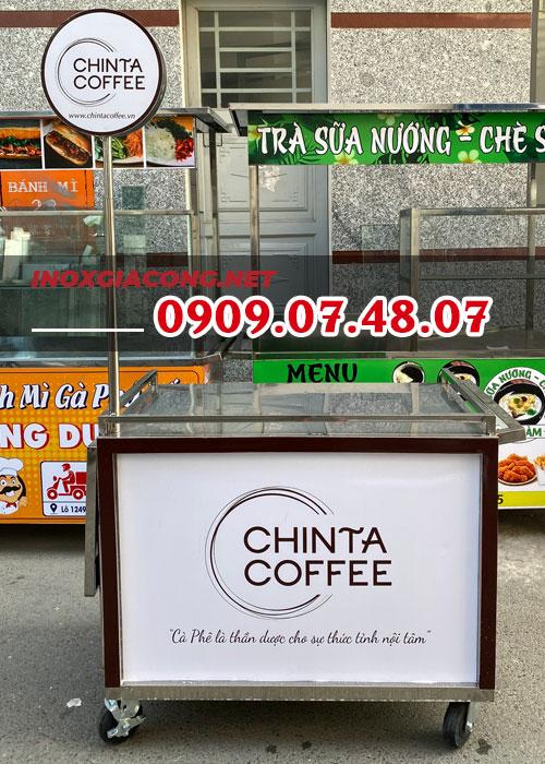 Xe cà phê mang đi giá rẻ