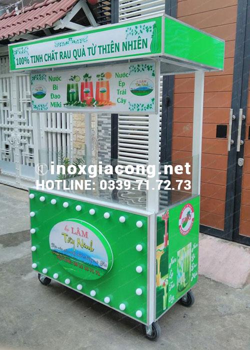 Mua xe bán cafe mang đi giá rẻ tại HCM