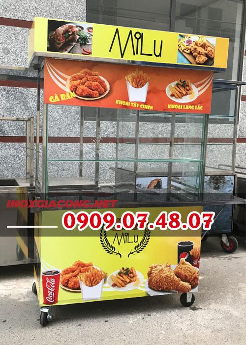 Tủ bán gà rán