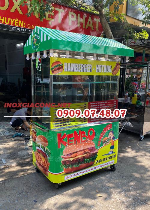 Xe hamburger