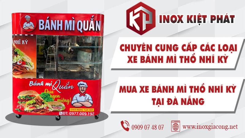 Mua xe bánh mì Thổ Nhĩ Kỳ ở Đà Nẵng