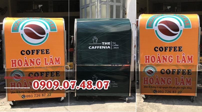 Xe bán cà phê mang đi giá rẻ