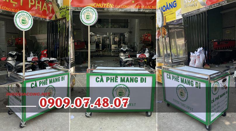 Nơi bán xe bán cafe take away