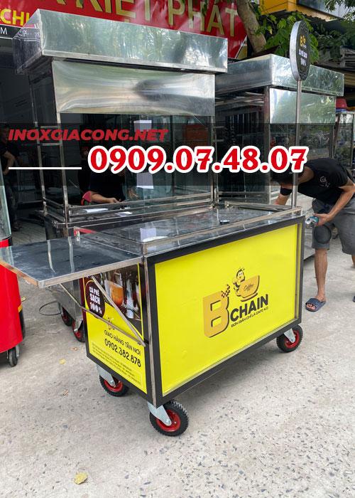 Xe bán cà phê ở Hồ Chí Minh