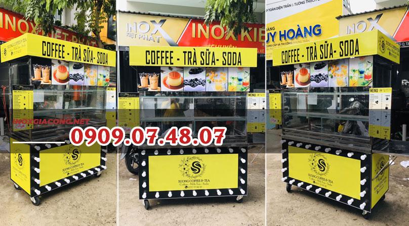 Mua xe trà sữa tại Đồng Nai