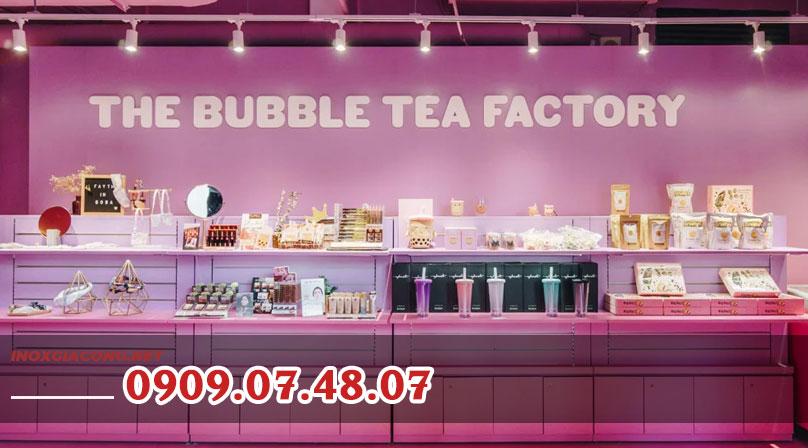 Bảo tàng trà sữa