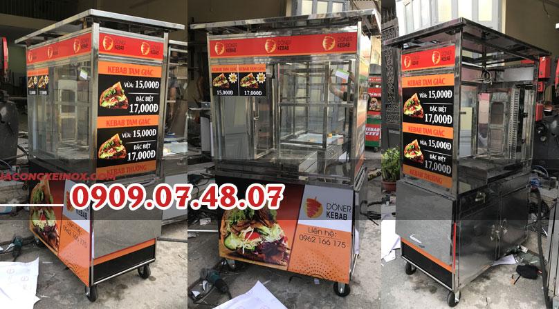 Cần mua trọn bộ xe bánh mì Thổ Nhĩ Kỳ
