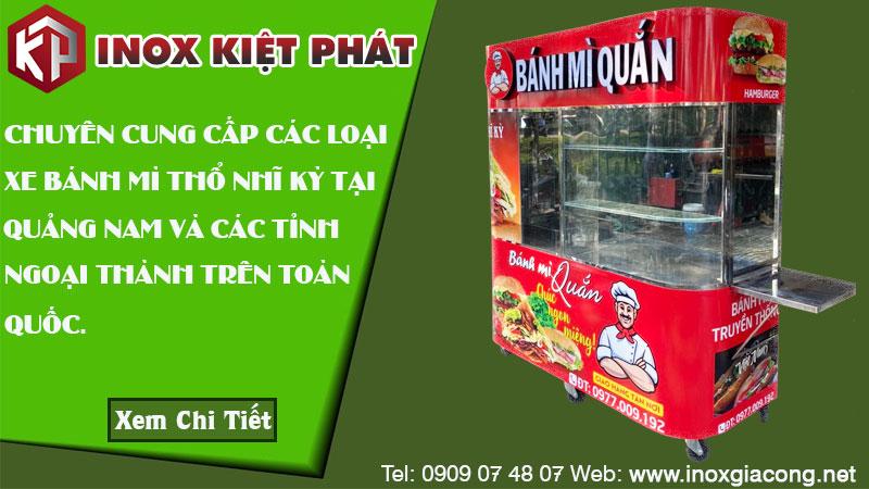 Mua xe bánh mì Thổ Nhĩ Kỳ tại Quảng Nam