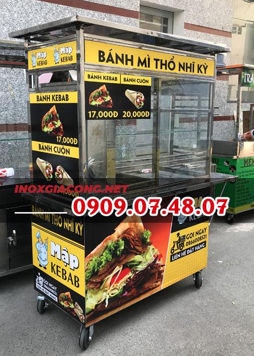 Xe bánh mì Thổ Nhĩ Kỳ giá bao nhiêu
